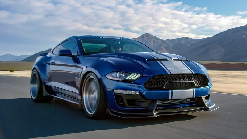 Best Tires for Ford Mustang - 2