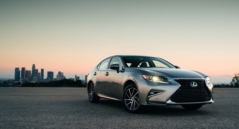 Best Tires for Lexus ES350