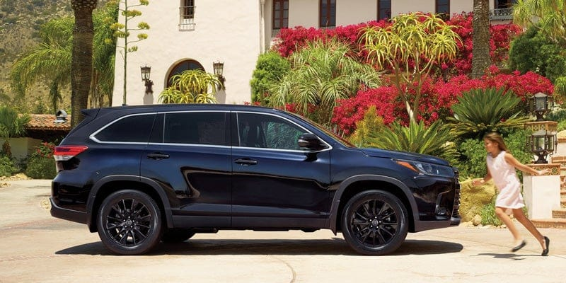 Best Tires for Toyota Highlander