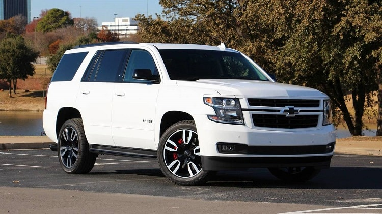 Best Tires for Chevy Tahoe 1