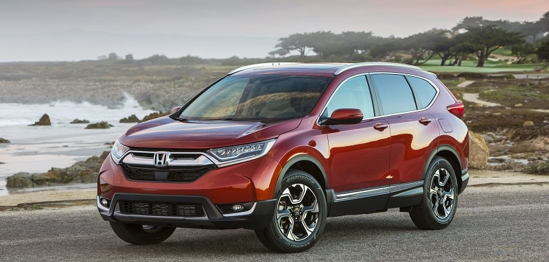 Best tires for Honda CR-V
