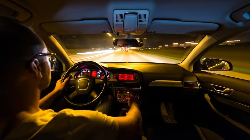 Why Should You Drive Slower At Night?