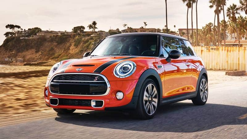 Best Tires For Mini Cooper