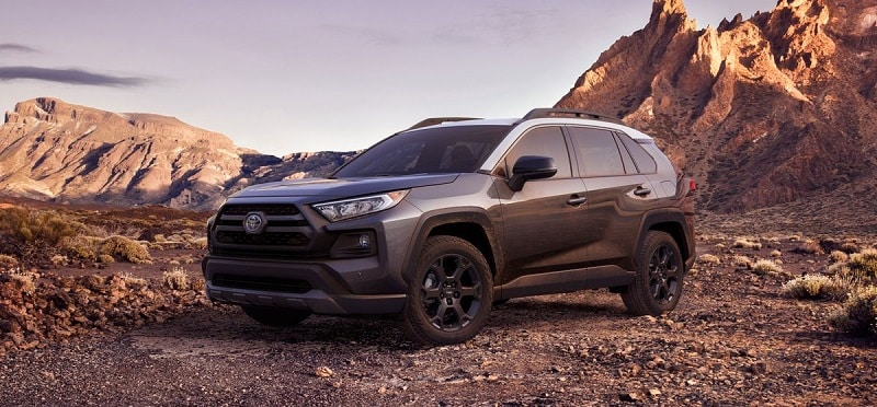Best Tires For Toyota RAV4